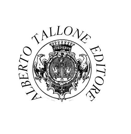 印刷の美、ALBERTO TALLONE EDITORE